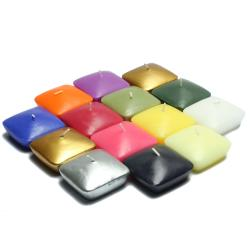 2.25-inch Square Floating Candles (Set of 12)