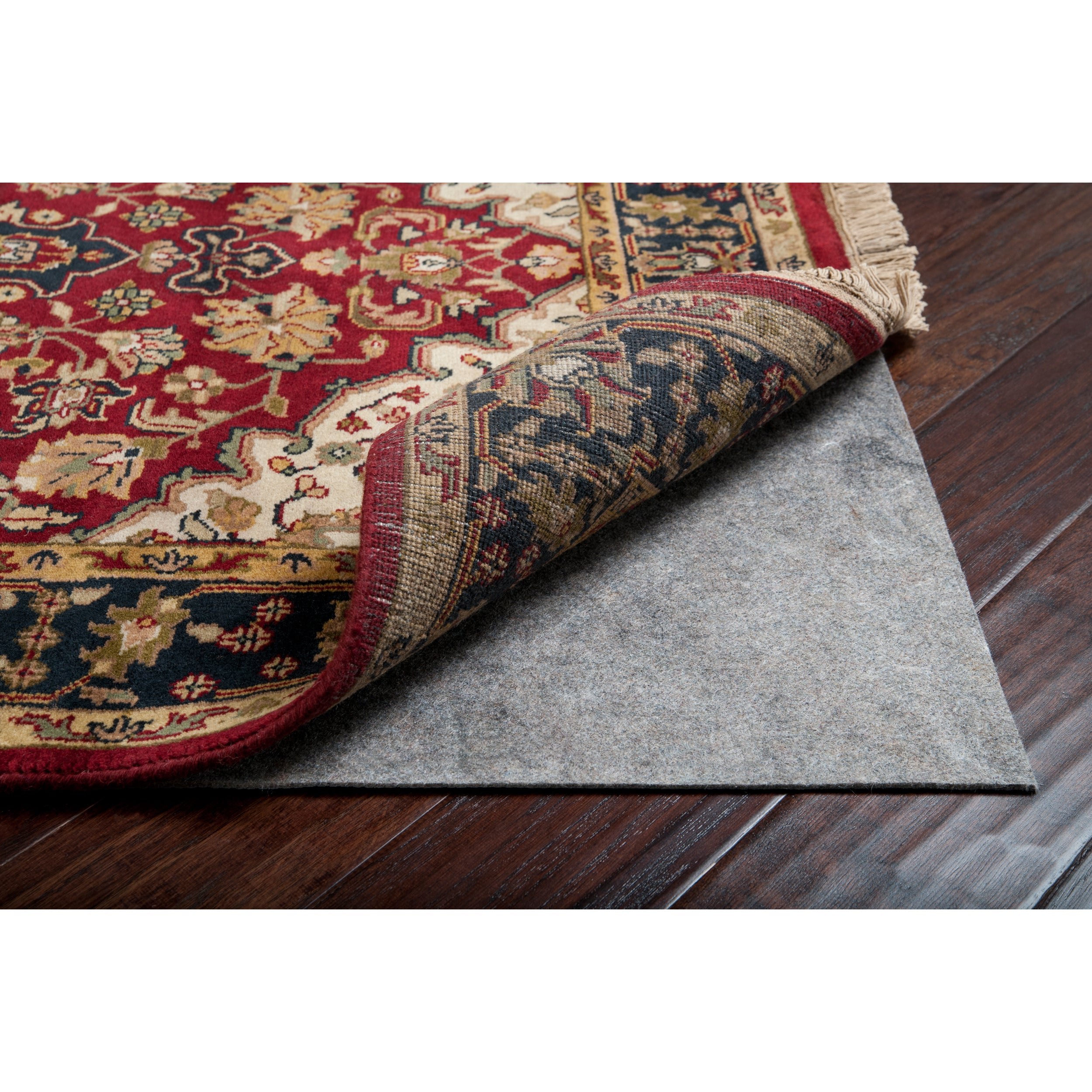 Shop Rotell Oval Rug Pad