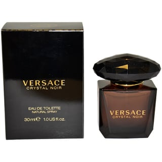 Versace Crystal Noir Women's 1-ounce Eau de Toilette Spray