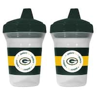 Green Bay Packers Sippy Cups (Pack of 2)