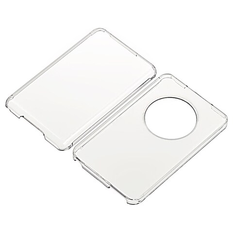INSTEN Clear Snap-on iPod Case Cover for Apple iPod Classic 80GB/ 120GB