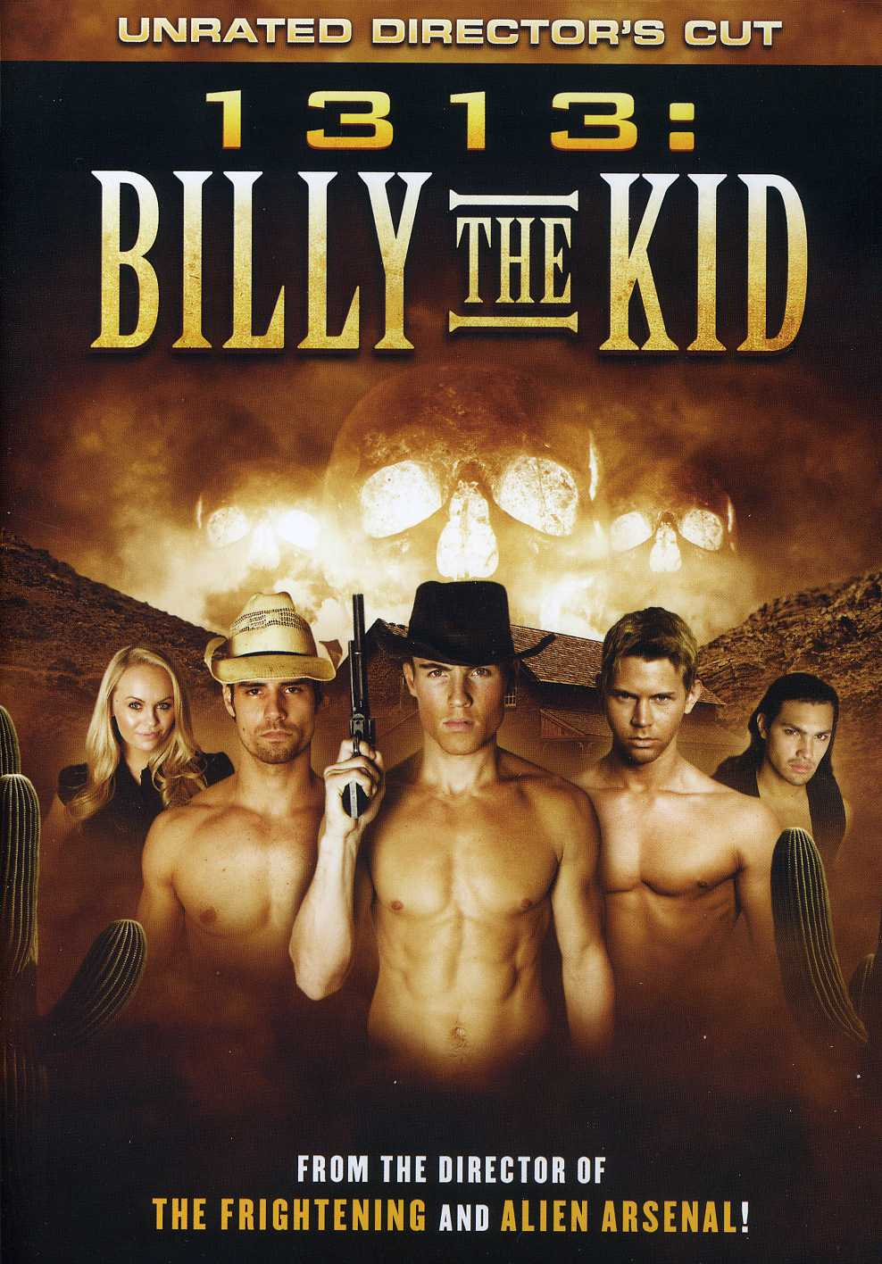 1313: Billy The Kid (Director's Cut) (DVD)