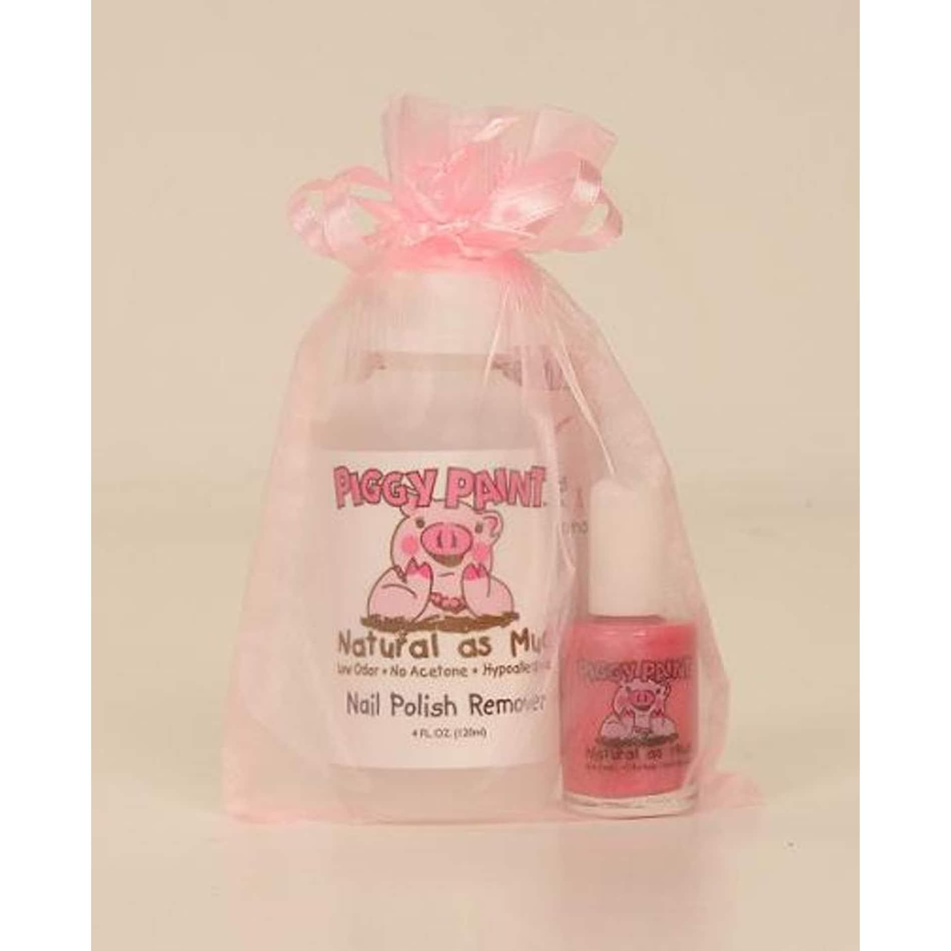 Piggy Paints Non-toxic 'Forever Fancy' Nail Polish Set