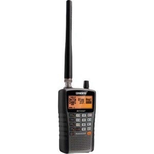 Uniden 500 Alpha Tagged Channel Bearcat Handheld Scanner