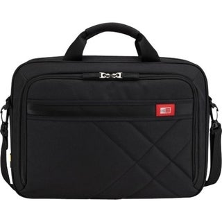 "Case Logic DLC-115 Carrying Case for 15.6"" Notebook, Tablet, Cellular"