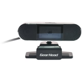 Gear Head WC8500HD Webcam - 2 Megapixel - Black, Silver - USB 2.0