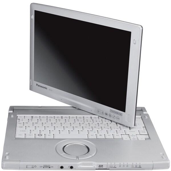 """Panasonic Toughbook C1 CF-C1BWFAZ1M 12.1"""" Touchscreen LCD 2 in 1 Note"""