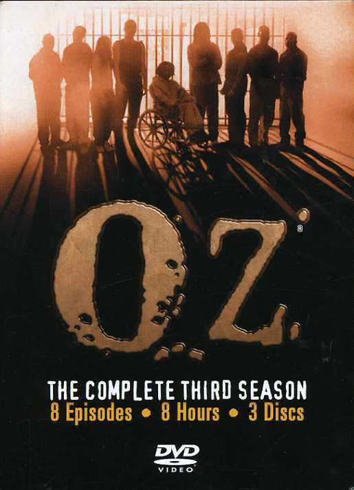 OZ:The Complete Third Season (DVD)