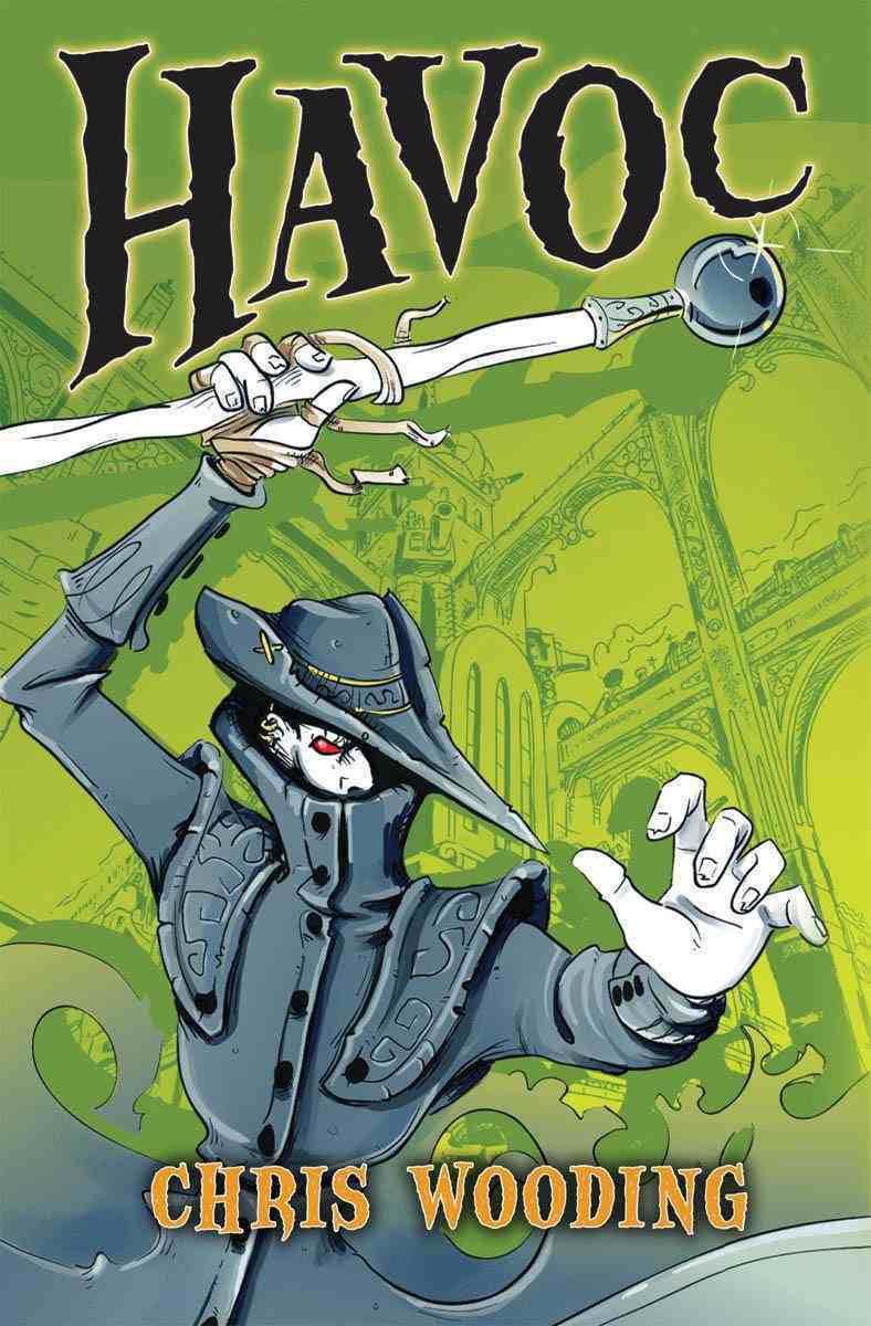 Havoc (Paperback)