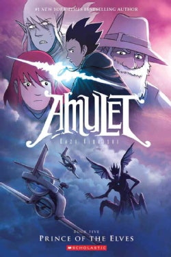 Amulet 5: Prince of the Elves (Paperback)
