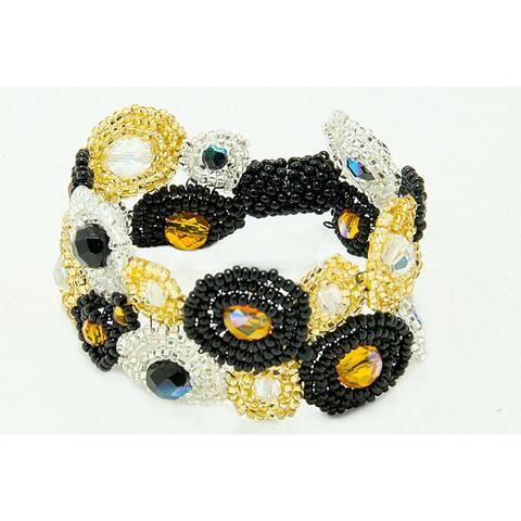 Handmade Bola Handmade Beaded Bracelet (Guatemala)