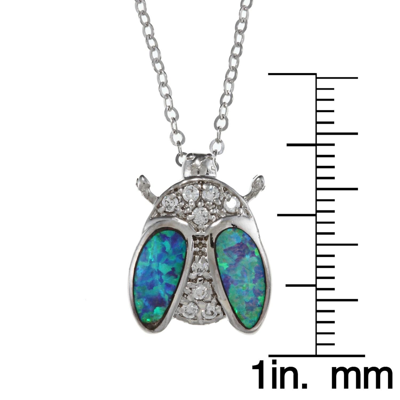 """White Opal /& Amethyst Wings Cross .925 Sterling Silver Pendant 1.5/"""" long"""