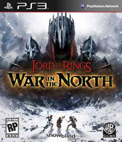 PS3 - Lord of the Rings: War in the North (Pre-Played)