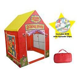 Serec Yo Gabba Gabba 'School House' Playhouse