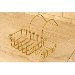 Solid Brass Tub Side Bathtub Shelf