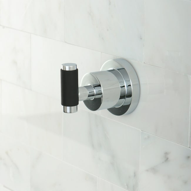Kingston Brass Chrome (Grey) Bathroom Robe Hook (Chrome)