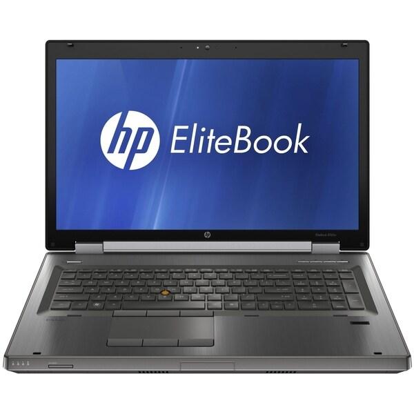 """HP EliteBook B2A81UT 17.3"""" LED Notebook - Intel Core i7 i7-2670QM 2.2"""