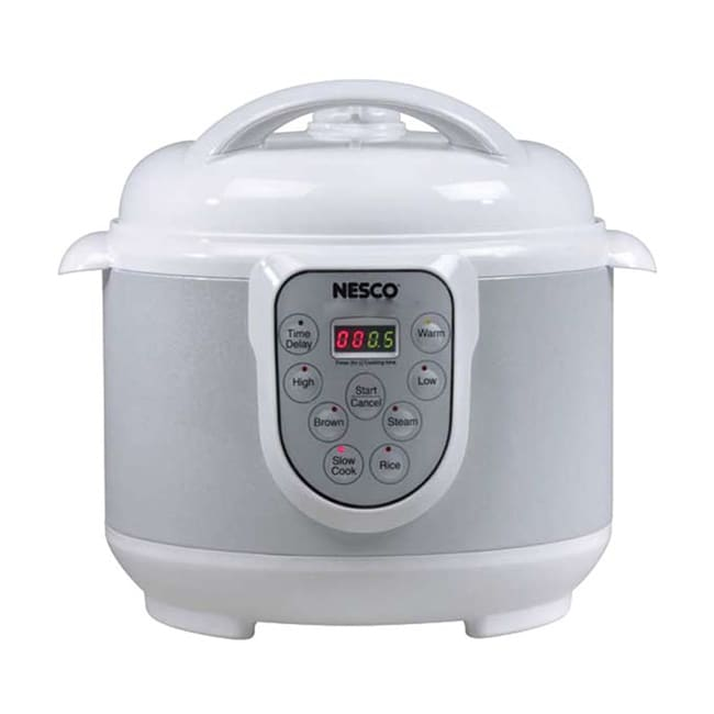 Nesco 4-quart Digital 4-in-1 Pressure Cooker - Thumbnail 0