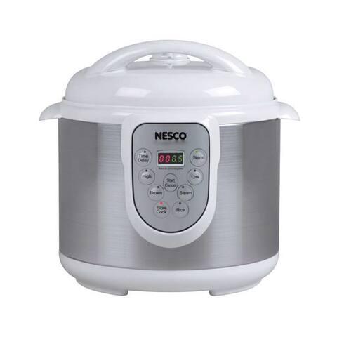 Nesco 6 Quart 4-in-1 Digital Pressure Cooker