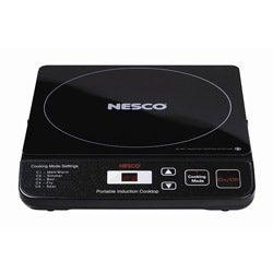Nesco PIC-14 Portable 1500-Watt Induction Cooktop
