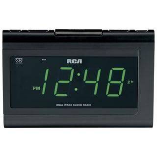 RCA RC141 Desktop Clock Radio