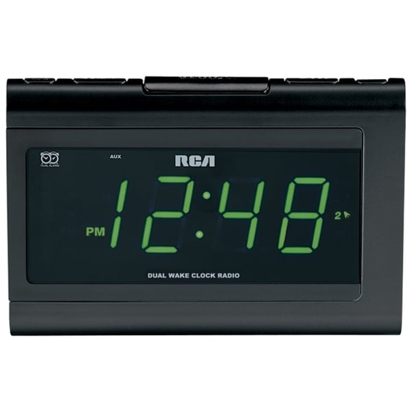 RCA RC141 Desktop Clock Radio