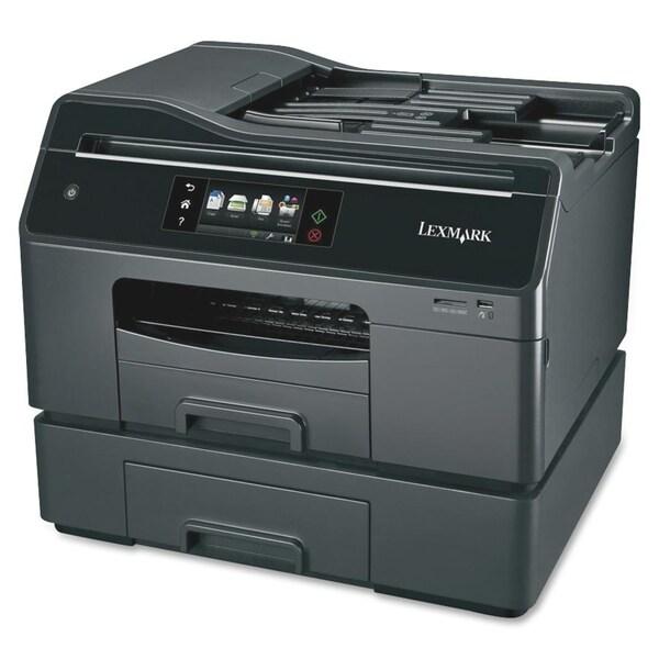Lexmark OfficeEdge 5500T Inkjet Multifunction Printer - Color - Plain