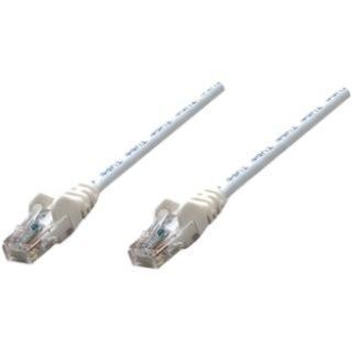 Intellinet Patch Cable, Cat5e, UTP, 14', White