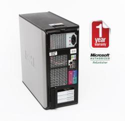 Dell Optiplex 740 AMD A64x2 2.6GHz CPU 4GB RAM 750GB HDD Windows 10 Pro Minitower PC (Refurbished) - Thumbnail 2