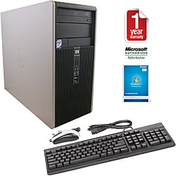 HP DC5800 MT 2.66GHz 750GB Microtower Computer (Refurbished)
