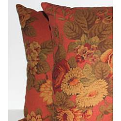 RLF Home Brentwood Decorative Pillows (Set of 2) - Thumbnail 1