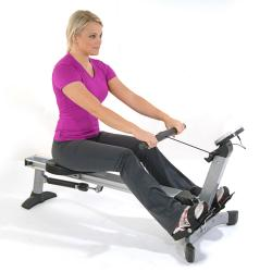 Avari Easy Glide Rower by Stamina - Thumbnail 1