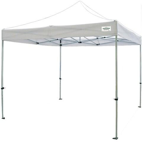 Caravan Canopy 10x10-foot Titanshade Canopy