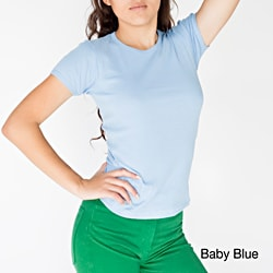 American Apparel Women's Short Sleeve Top