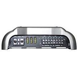 BrandX 1204 Watt 4 Channel Mosfet Amplifier W/ Digital Voltage/Amperage Display - Thumbnail 1