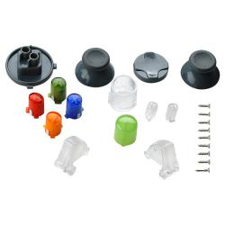 INSTEN Clear Crystal Shell for Microsoft Xbox 360 Wireless Controller