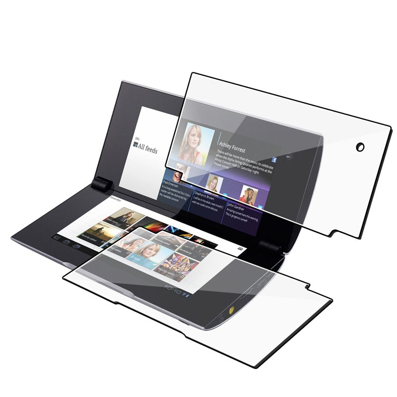 2-LCD Kit Screen Protector for Sony S2
