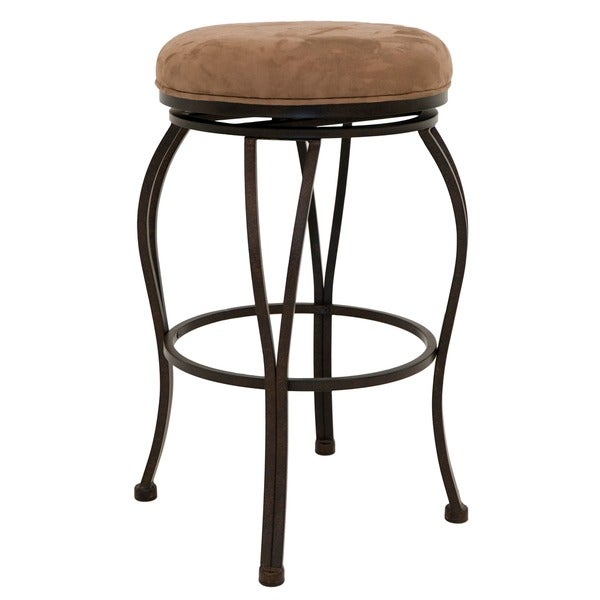 Shop Lexington 30 Inch Backless Swivel Bar Stool Free
