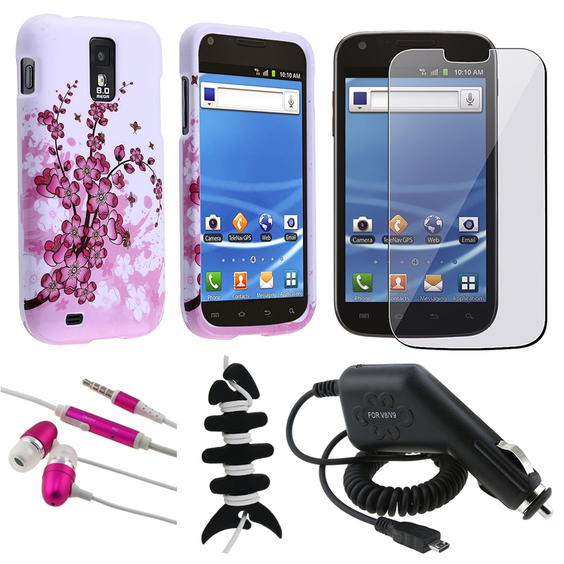 BasAcc Case/ Protector/ Charger/ Headset for Samsung Galaxy S II T989 - Thumbnail 0