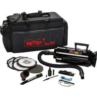 MetroVac DataVac Portable ESD Safe Vacuum
