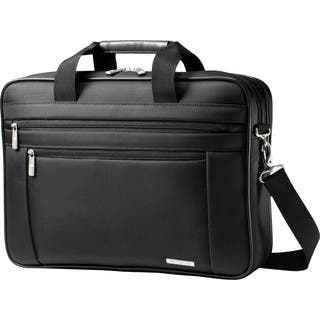 "Samsonite Classic Carrying Case (Briefcase) for 15.6"" Notebook - Blac