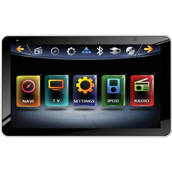 "Power Acoustik Inteq PD-931NB Car DVD Player - 9.3"" Touchscreen LCD -"