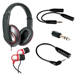 dreamGEAR 5 in 1 Audio Bundle