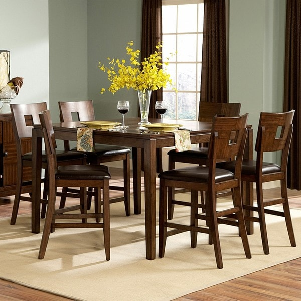 Shop Watson 7 Piece Dining Set Free Shipping Today Overstock