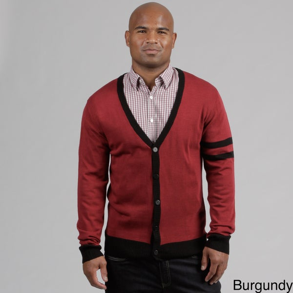 South Pole Men's Cardigan Sweater FINAL SALE