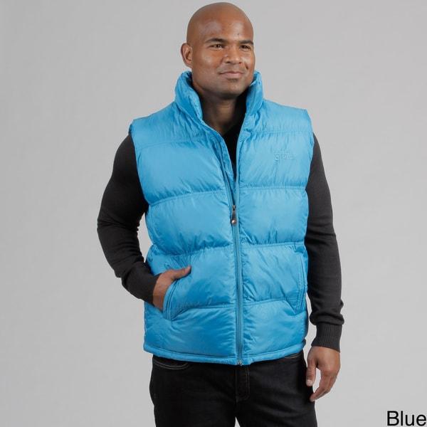 South Pole Men's Puffer Vest