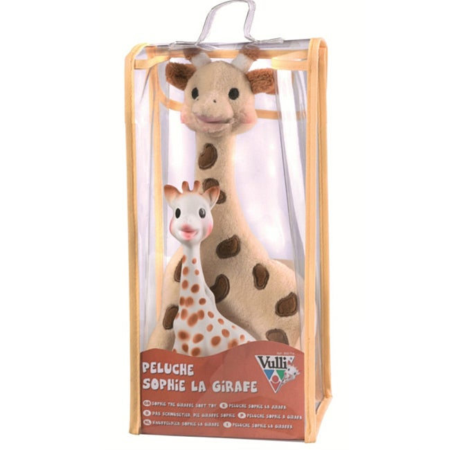 Shop Vulli Sophie The Giraffe Plush Toy And Teether Set Free