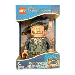 LEGO Pirates of the Carribean Barbossa Mini-Figure Alarm Clock - Thumbnail 1