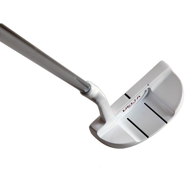 Delta Golf Men's Shot Control #400 White Right-hand Putter