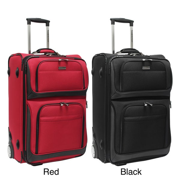 Traveler's Choice 'Rugged Supreme' 26-inch Expandable Wheeled Upright